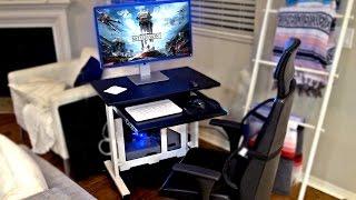 I Built A Mobile Gaming Station!