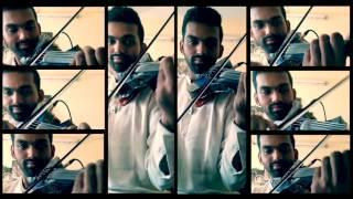 Munbe Vaa - Strings Cover by Manoj Kumar