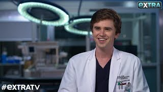 Freddie Highmore on 'Good Doctor' – Will Dr. Shaun Murphy Find Love?
