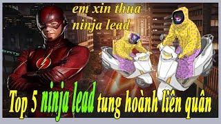 Liên Quân Top 5 Ninja Lead đổ bộ tung hoành liên quân mùa 5 bạn đã biết ?