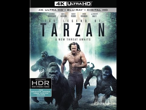 The Legend of Tarzan in 3D