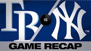 Judge, Didi lead Yanks to comeback win | Rays-Yankees Game Highlights 7/16/19
