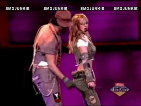 Britney Spears - Boys Live @ The NBA All Star Game