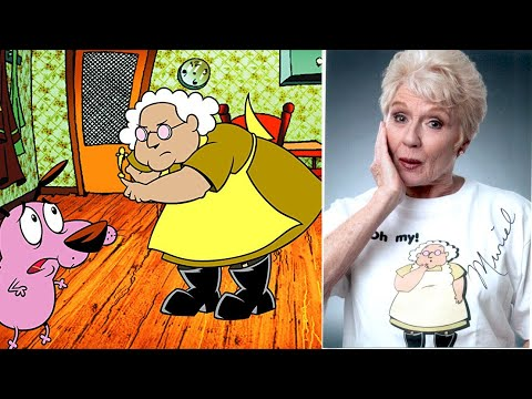 Thea White, voice actress for Muriel Bagge, passes away at 81.