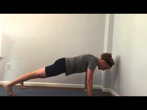 Modifications to exercises