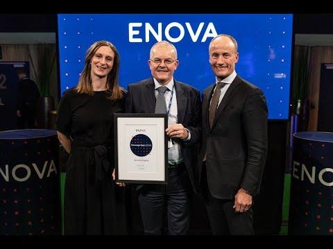 Enovaprisen 2019 | Hans Even Helgerud