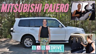 Family car review: Mitsubishi Pajero 2019