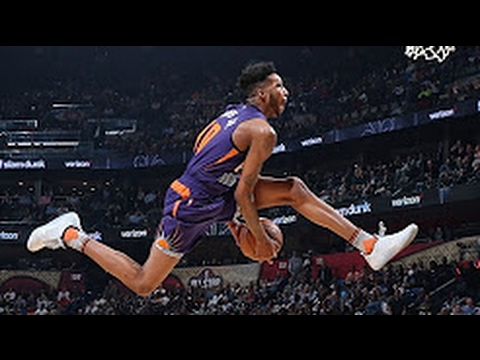 2017  NBA SLAM Dunk Contest Full HD Highlights
