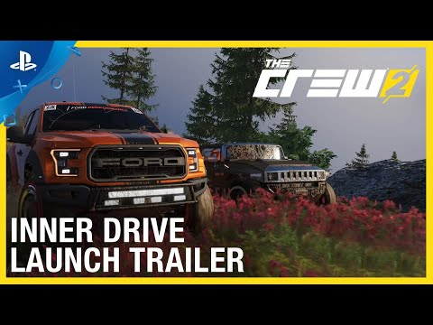 The Crew 2 - Inner Drive Launch Trailer   PS4