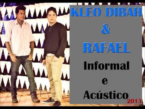 Baixar Hoje não é nosso dia / Cicatriz - Kleo Dibah e Rafael - Acústico 2013