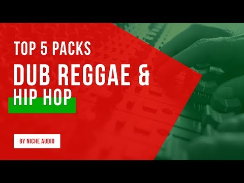 Top 5 | Dub Reggae & Hip Hop Ableton Live & Maschine Project Files by Niche Audio