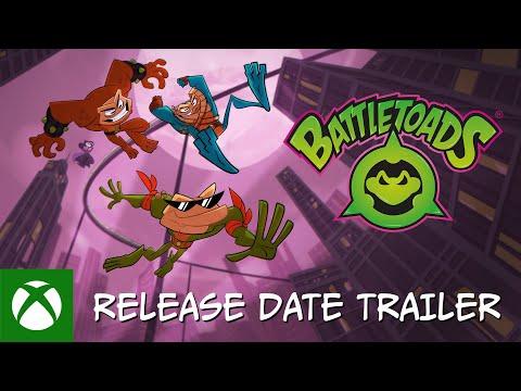 Battletoads - Official Release Date Trailer