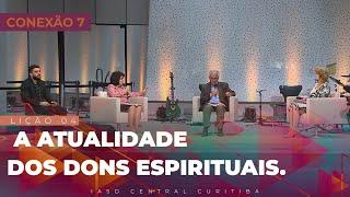 23/01/21 - LIÇÃO 04 - A ATUALIDADE DOS DONS ESPIRITUAIS