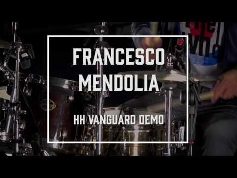 Francesco Mendolia - SABIAN HH Vanguard Demo