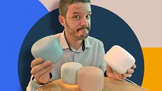 Google Nest WiFi hands-on: a smart speaker now with WiFi