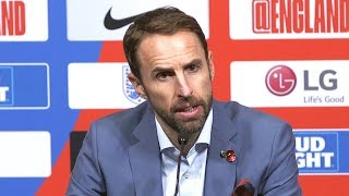 Gareth Southgate Pre-Match Press Conference - England v USA - Wayne Rooney Deserves One More Cap