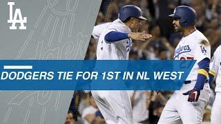 Kemp, Hernandez lead Dodgers' dramatic comeback win