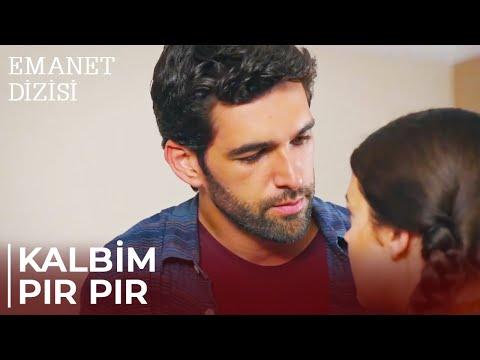 Ali, Kiraz'ın Karşında Heyecanlandı | Emanet 18. Bölüm