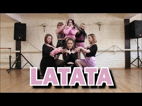 [K-POP DANCE COVER]  (여자)아이들((G)I-DLE) - LATATA cover by New★Nation