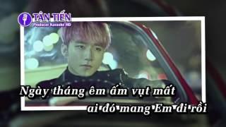 Karaoke HD  Buông Đôi Tay Nhau Ra   Sơn Tùng M-TP Beat