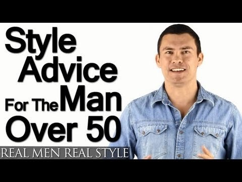 Style Advice For Man Over 50 5 Tips On How Older Men
