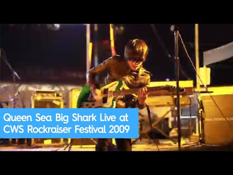Queen Sea Big Shark Live at CWS Rockraiser Festival 2009 at Cyberport Hong Kong