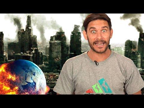 7 Maneras de acabar con la vida en La Tierra