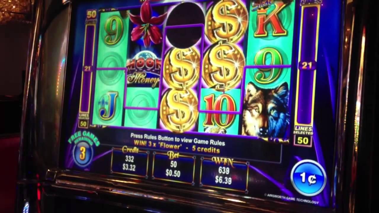 Slots Free Bonus Money
