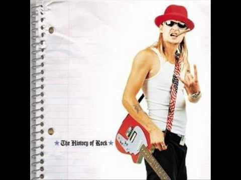 Kid Rock – Black chick, white guy / i am the bullgod ...