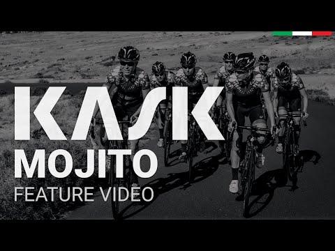 KASK Mojito Road Cycling Helmet - Light Blue