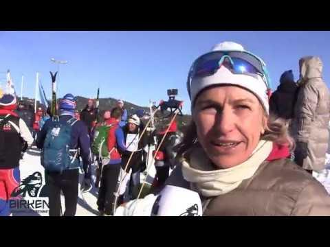 Birken skifestival 2018: Strålende dag