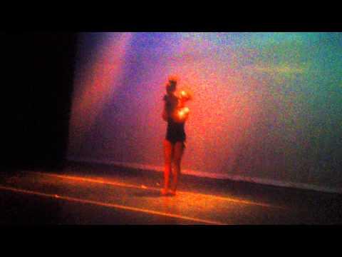 Tessa and China Dance