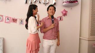 Nhã Phương chia sẻ về Trường Giang trong buổi offline mừng sinh nhật