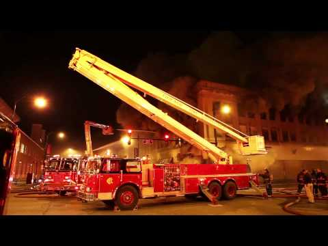 ShapPhoto Chicago 3-11 Alarm fire 8-27-14