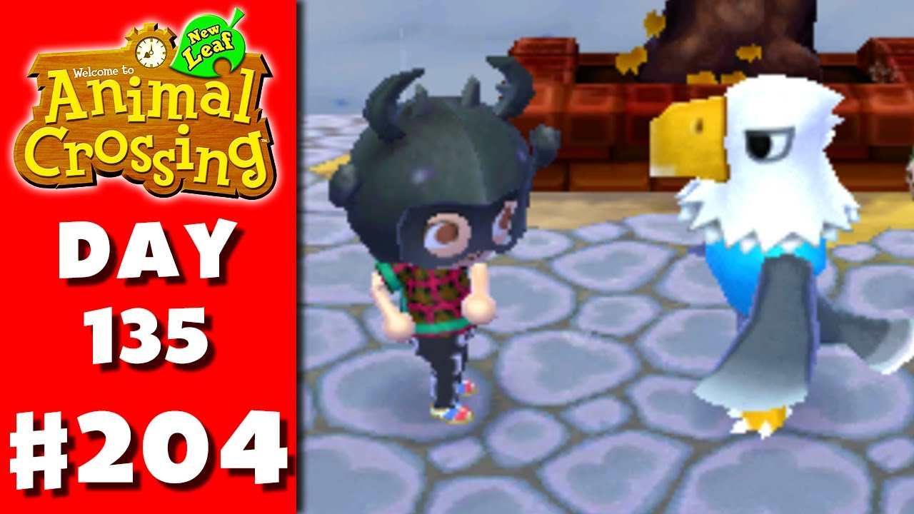 Animal Crossing New Leaf Part 56 Apollo S Birthday Nintendo