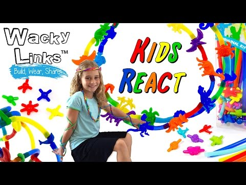 What Do Kids Think About Wacky Links?