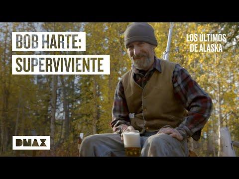 Sobreviviendo solo en Alaska: Bob Harte lo dejó todo para vivir en aquí   Los últimos de Alaska