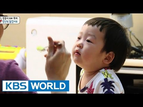 The Return of Superman  - Our dear little devils, Seojun & Seoeon
