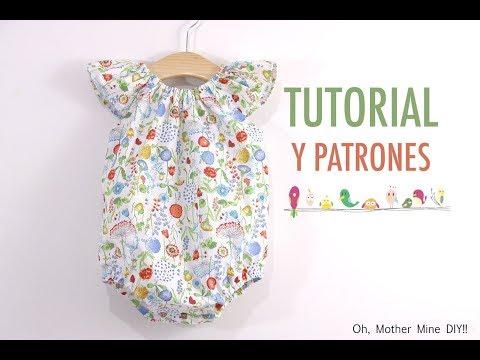 Costura de ropa: Ranita estampada (patrones gratis)
