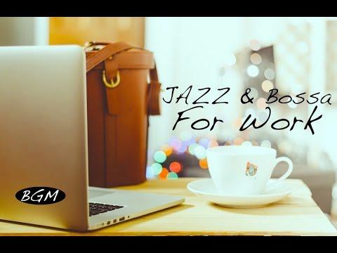 作業用BGM!カフェミュージック!さぁ、お仕事頑張りましょう!!