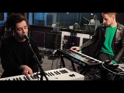 Somebody Else - The 1975 // live in studio