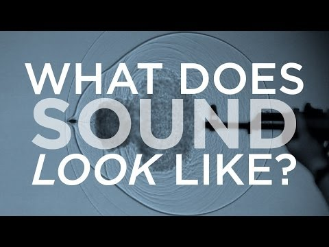 This Is What Sound Actually Looks Like