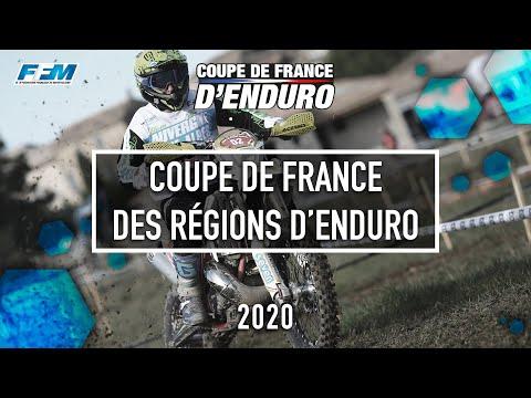 coupe de France des régions enduro 2020