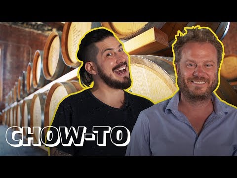 Making Moonshine with a Master Distiller | CHOW-TO