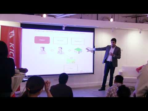 Kickstart HealthTech Forum - Farouk Meralli