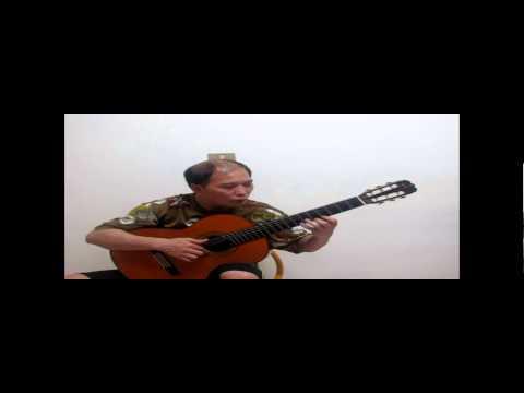 Mr.Chen 歸來吧蘇連多 Torna a Surriento 義大利名謠 吉他演奏 classcial guitar