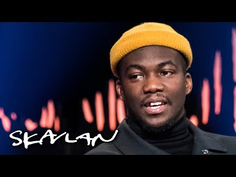 When Jacob Banks' best friend died at 21, he knew he had to give music a chance | SVT/NRK/Skavlan