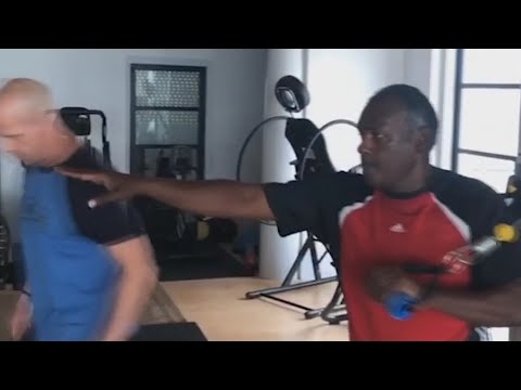 Vijay Singh?s new and dynamic workout routine