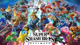 Super Smash Bros ULTIMATE-Super try hard ultimate