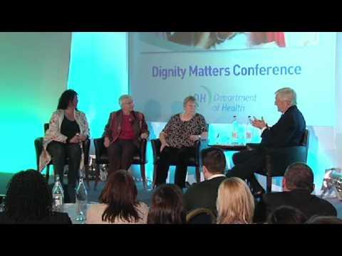 Dignity Matters - Michael Parkinson & Amanda Waring